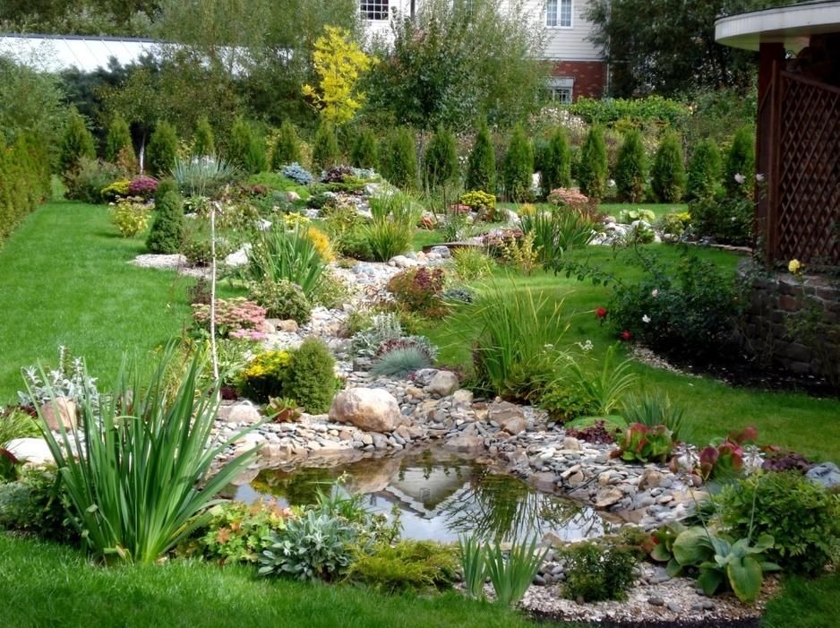Landscape Design with Their Hands: the First Stage
