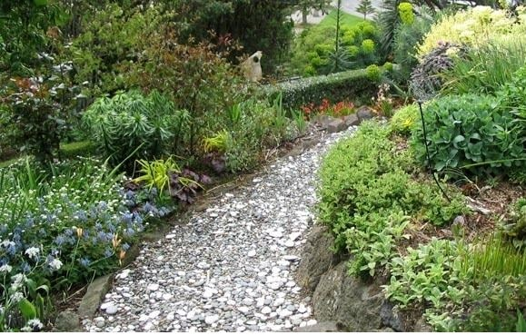 Create the Beauty of Landscape Design with Their Hands