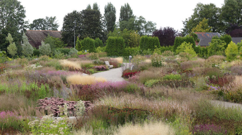 The Gardens Of Piet Oudolf The New Wave Of Landscape Design