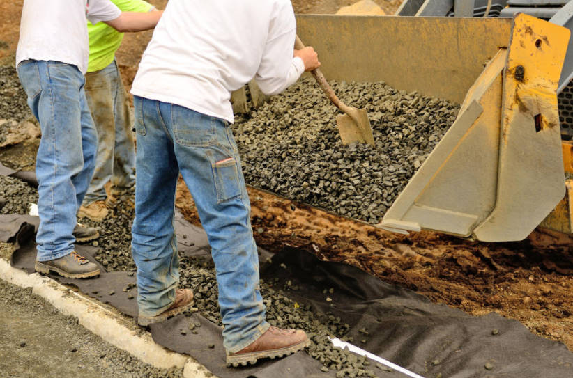 Drainage Systems in the Suburban Area: Deep Drainage