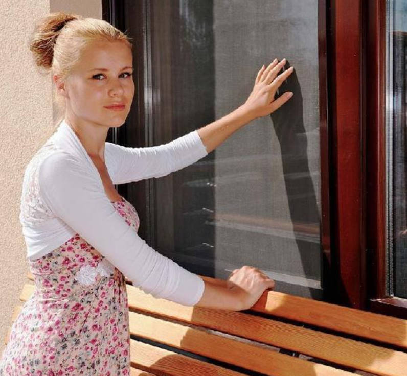 Outfit for Your Windows: Hinged and Roller Shutters, Mosquito Nets and Awnings