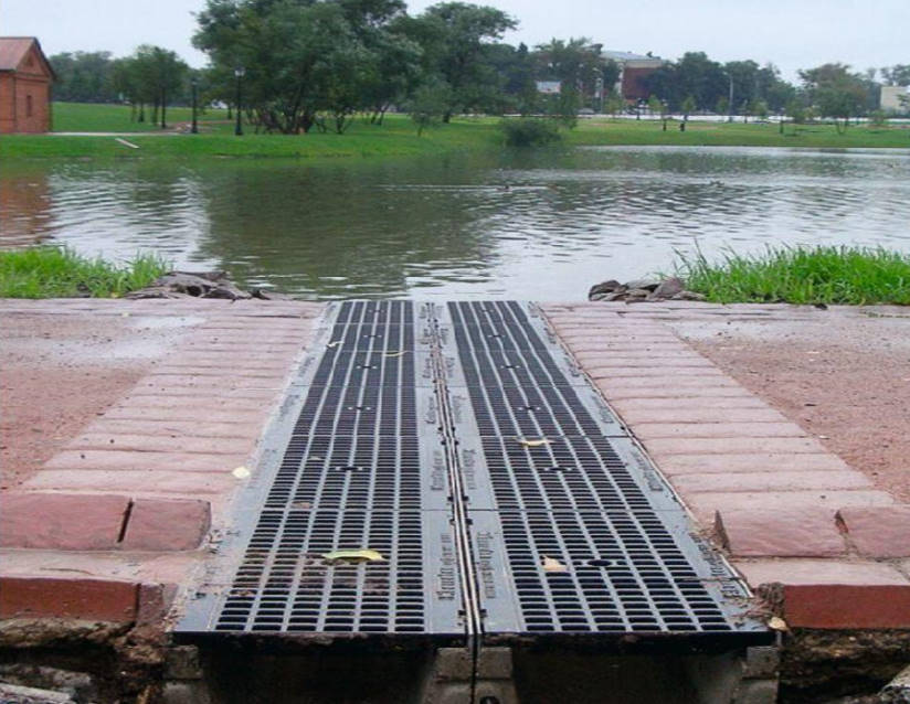 The Practice Of Drainage Surface And Subsurface Drainage Best Landscaping Ideas