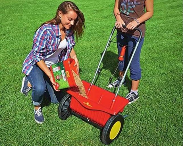 Lawn Care Equipment: Seeders, Verticutters, Aerators