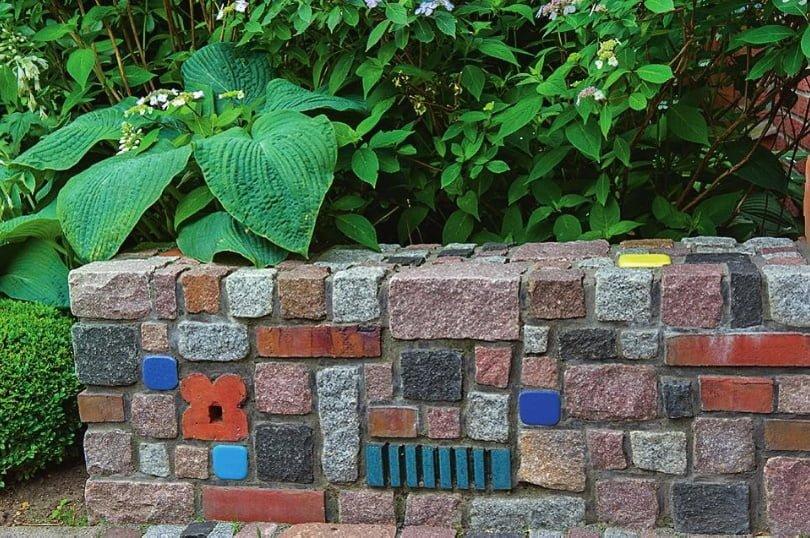 Dry Masonry Walls