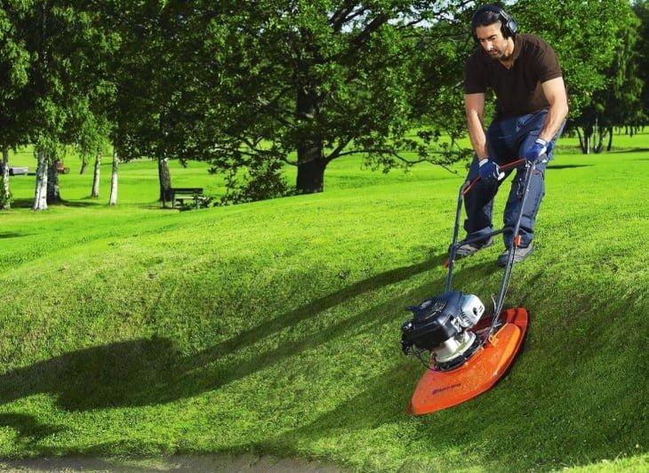 Lawn Care Equipment: Trimmers, Lawn Mowers, Gas Pumps, Scissors. Part 1