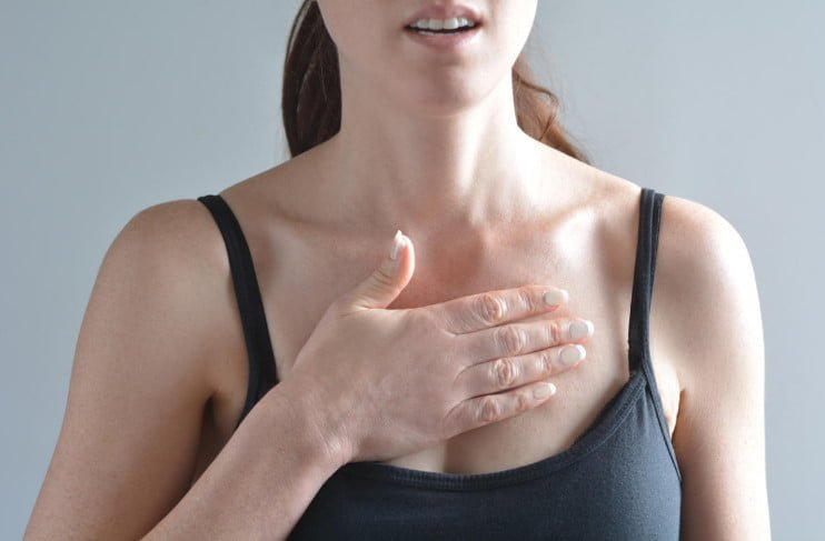 Chest Pain: First Aid