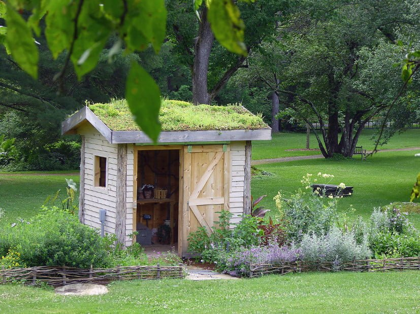Garden Shed Solutions For Decoration