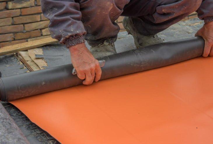 Roll roofing material 9 - Roll Roofing Material