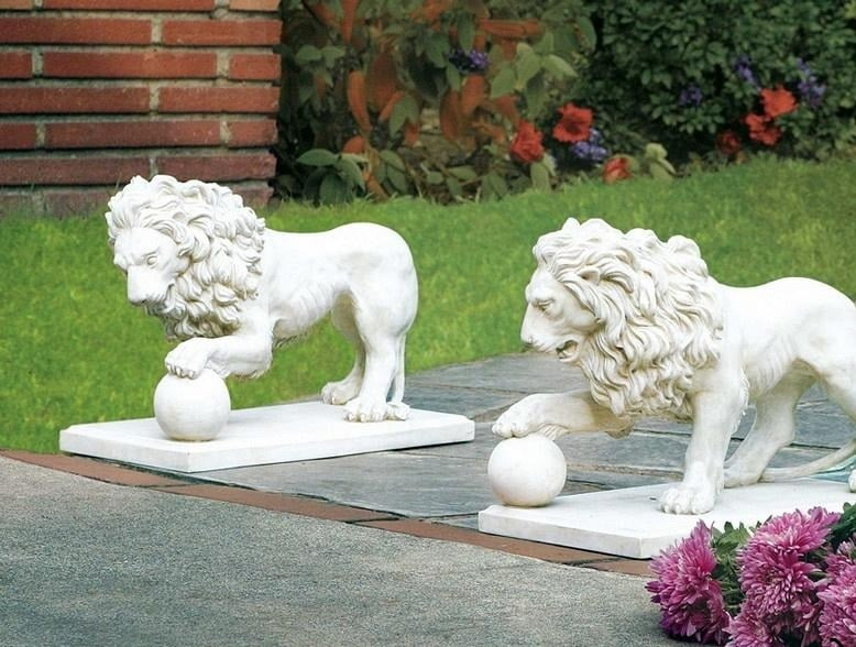 The Most Beautiful Sculptures for the Garden