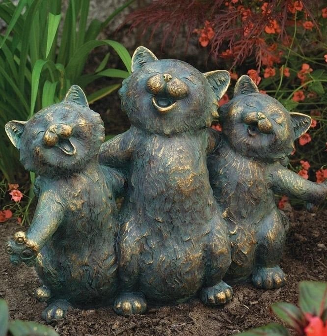 The Most Beautiful Sculptures For The Garden Best Landscaping Ideas