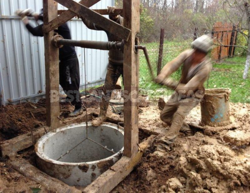Well Rings: How to Choose Rings and Dig a Well