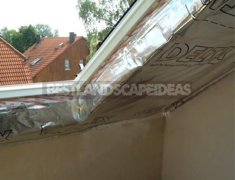 Protection of Insulation In the Attic Insulation