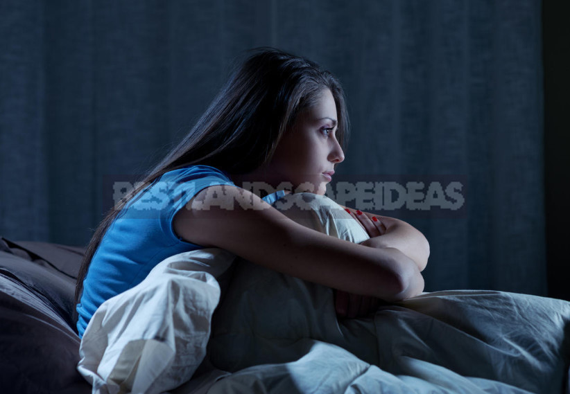 How to Get Rid of Insomnia: Looking for the Cause, Choose the Means