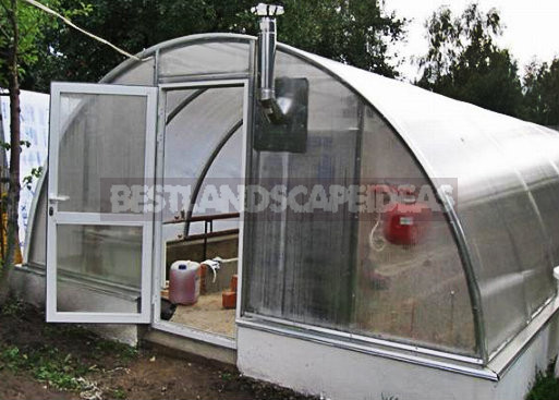 Polycarbonate Greenhouses With Their Hands - Best