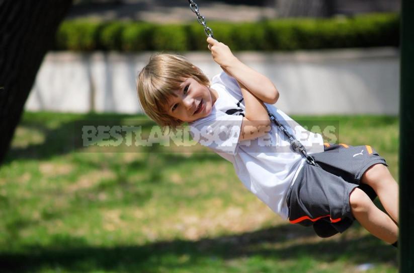Children's Playground, Which is Not Boring (Part 2)