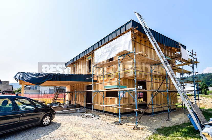House Cladding: Six Original and Cost-Effective Ways