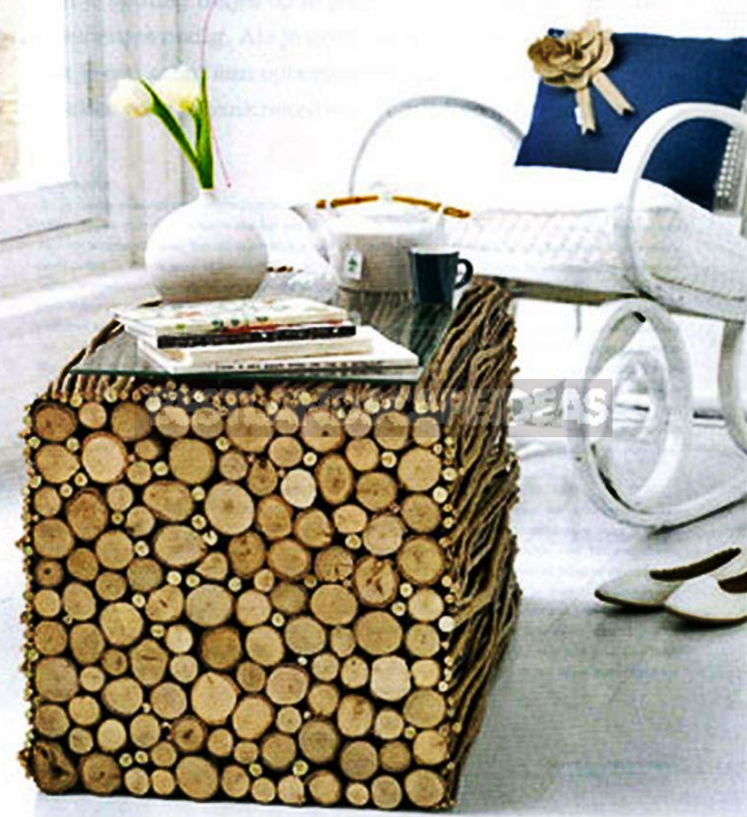 Top 10 Ideas For Using Logs at Country House