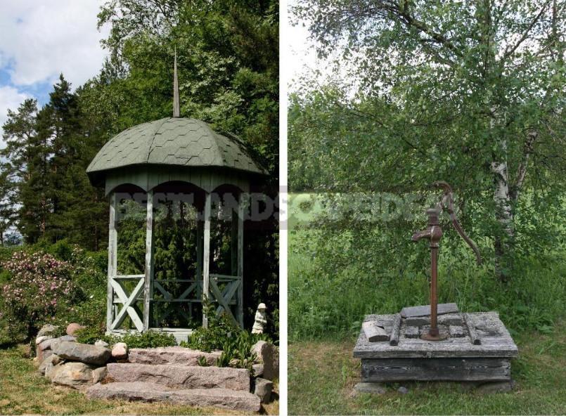 Finnish Garden: Features of Ornamental Gardening in Finland