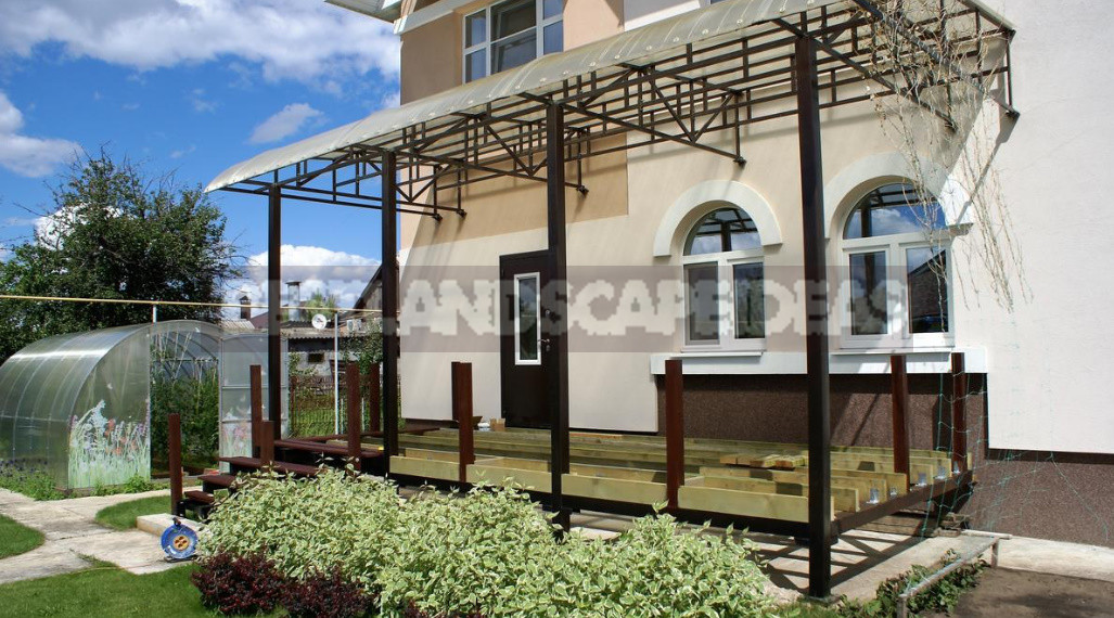 How to Build a Veranda With Your Own Hands: Explain And Show Step Sy Step