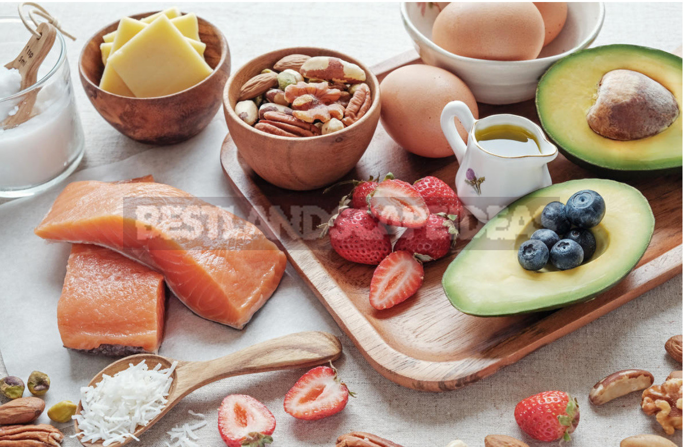 Nutrition in Diseases of the Joints: General Rules, Useful Products