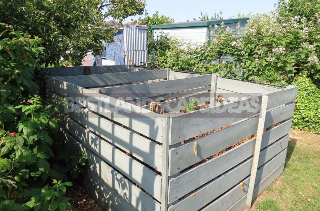 Perfect Compost Box: Location, Material, Dimensions, Usage (Part 1)