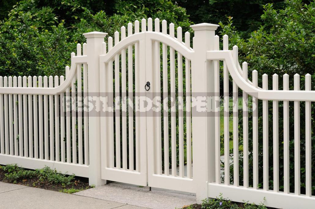 Plastic fences materials features 1 - Plastic Fences: Materials, Features