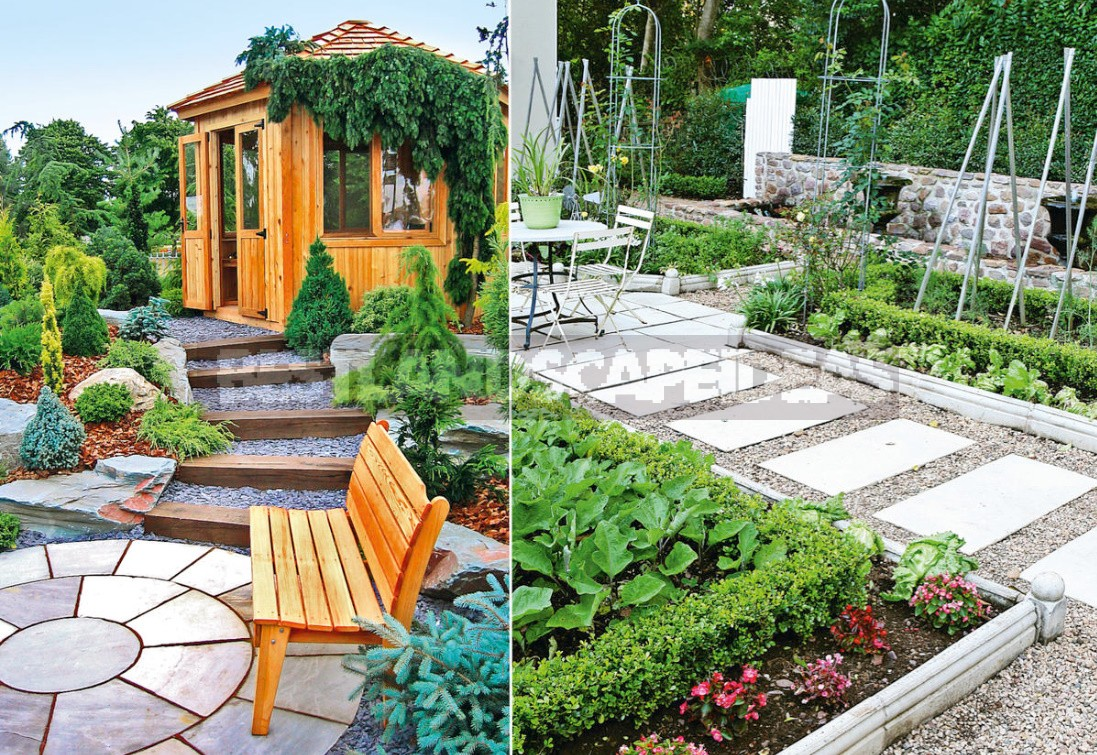 Garden Paths: Rules And Techniques Of Placement