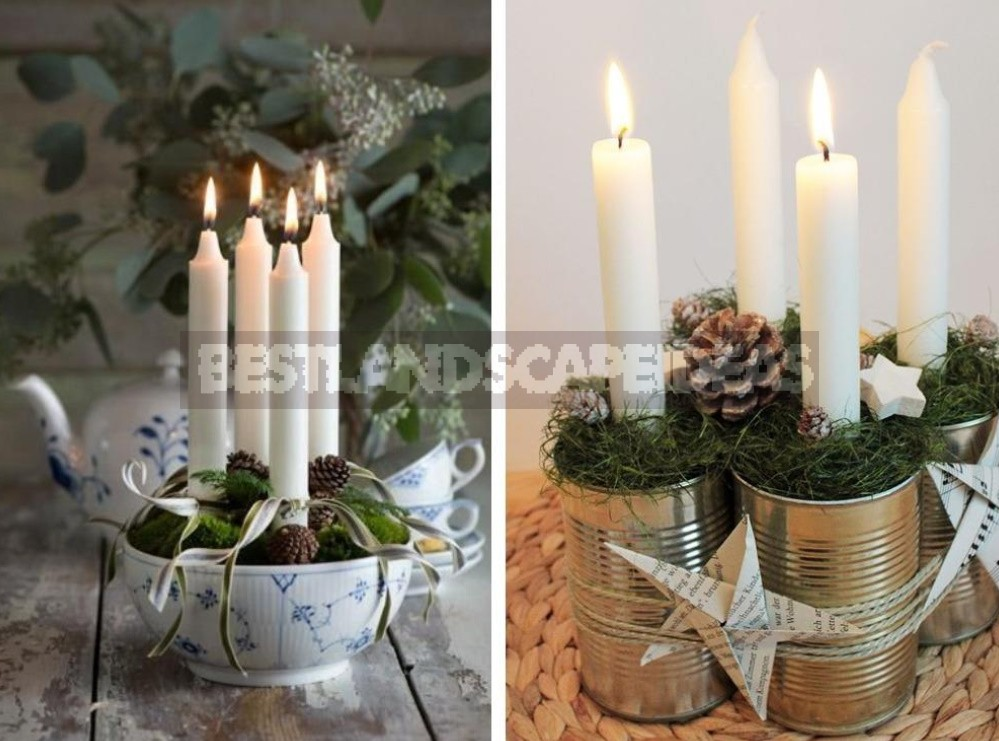 Christmas Decor With Your Own Hands: Ideas For Mood