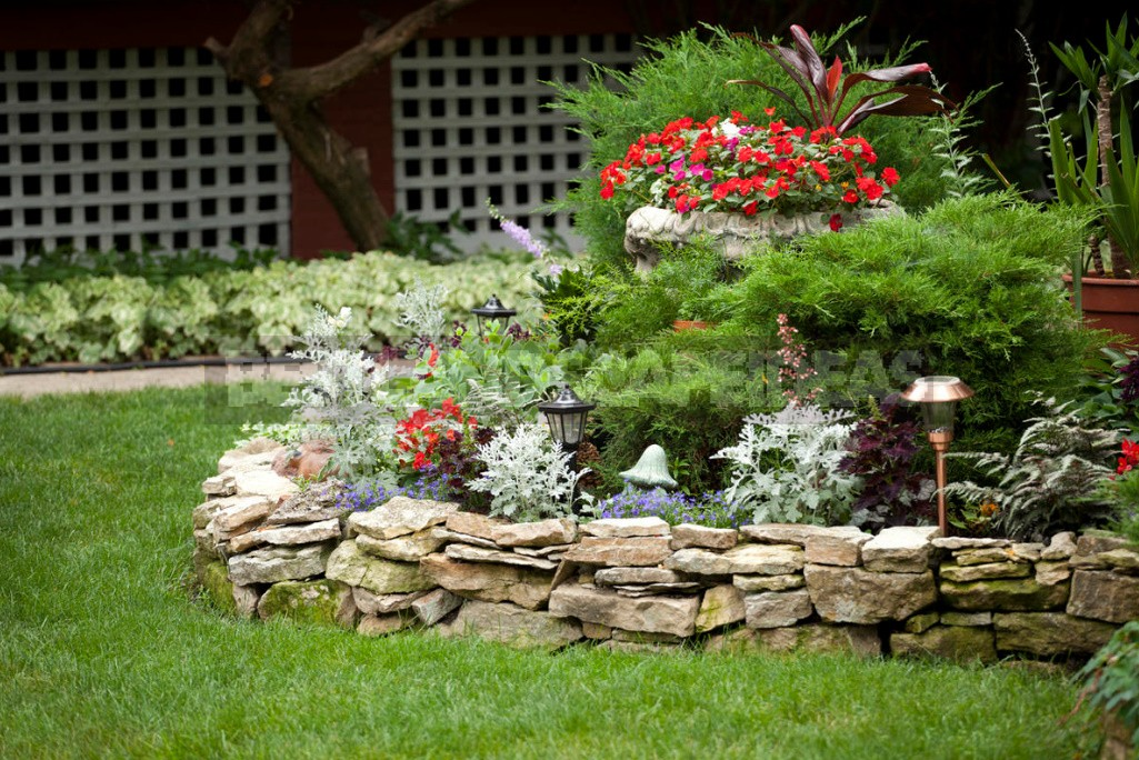 How To Arrange a Raised Flower Bed