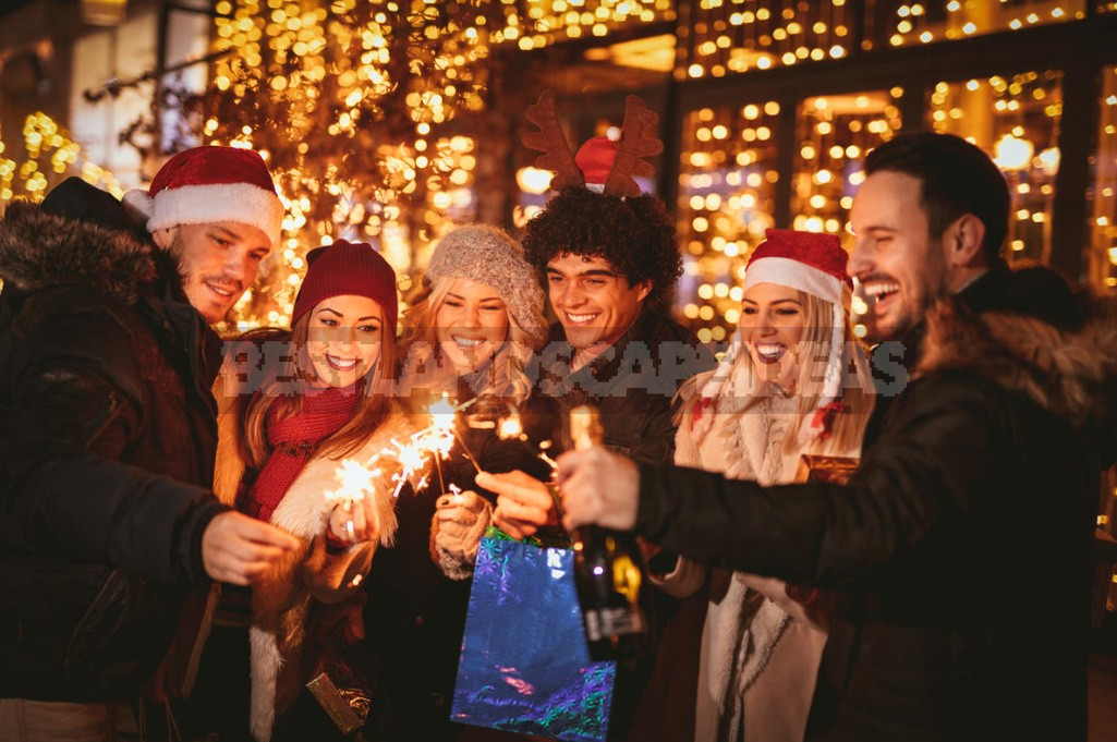 Ten Ways To Celebrate The New Year In An Original Way (Part 2)