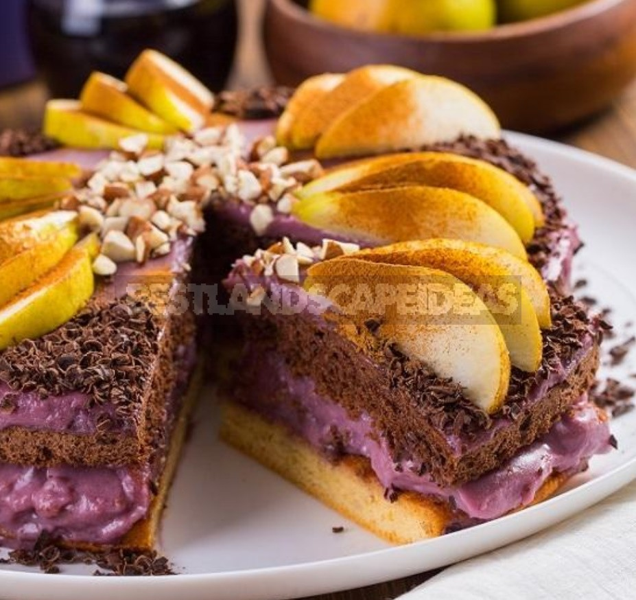 New Year's Baking: 10 Sweet Recipes (Part 1)