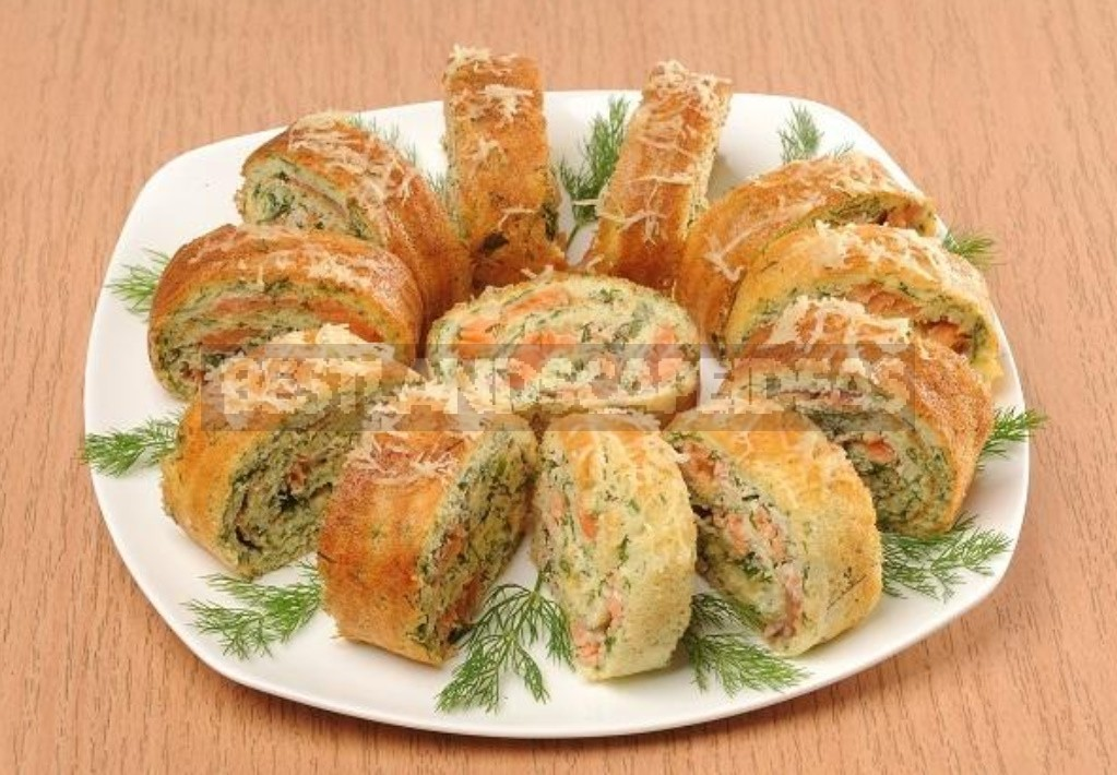 Snacks With Tender Filling: 10 Simple Recipes For The Holiday (Part 1)