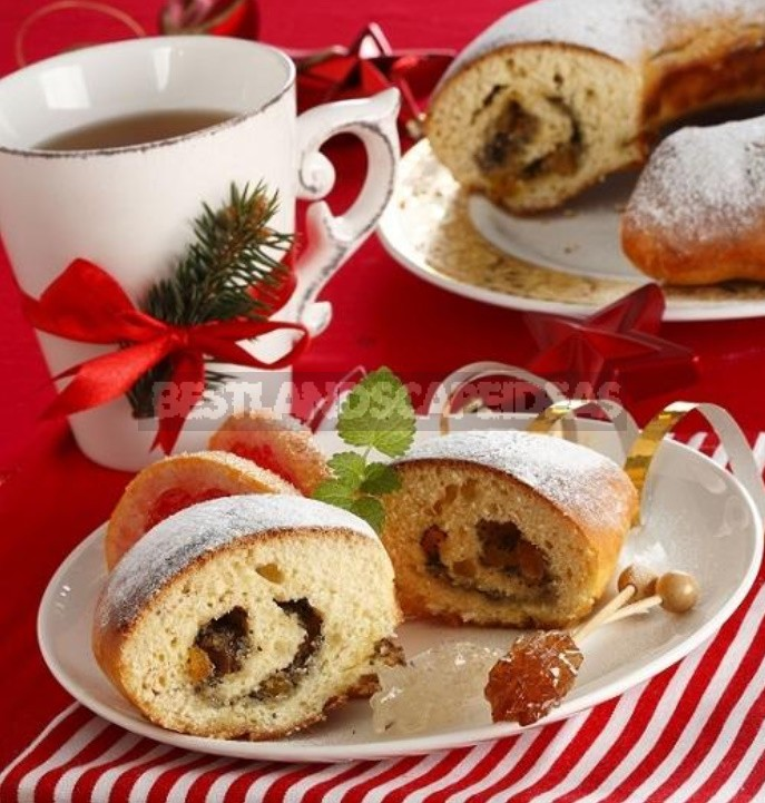 Ten Sweet Recipes For Family Tea Drinking (Part 1)