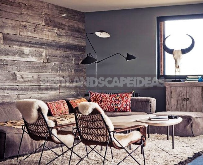 TOP 5 Unusual Ideas for a Cottage Living Room