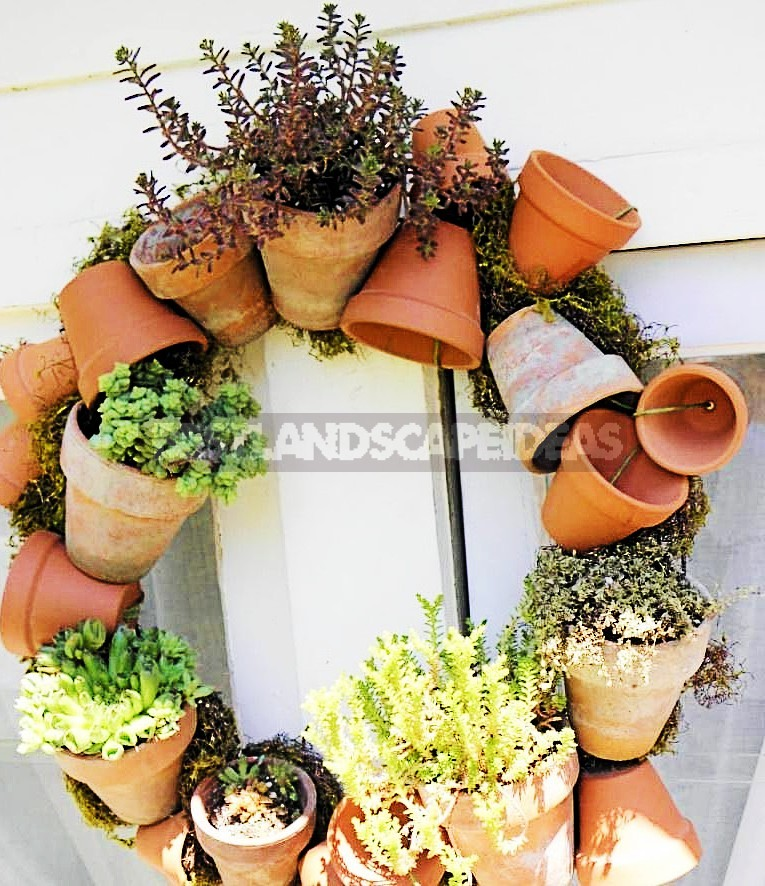 4 Best Ideas for Using Old Clay Pots