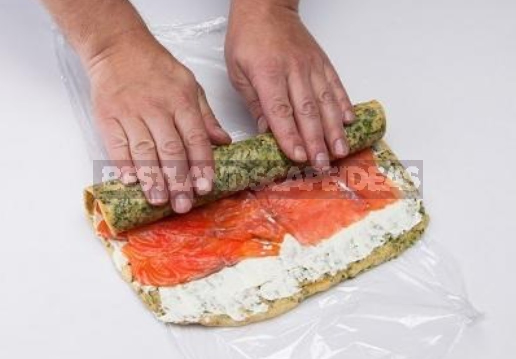 Salmon Snack Roll. Extremely Gentle!