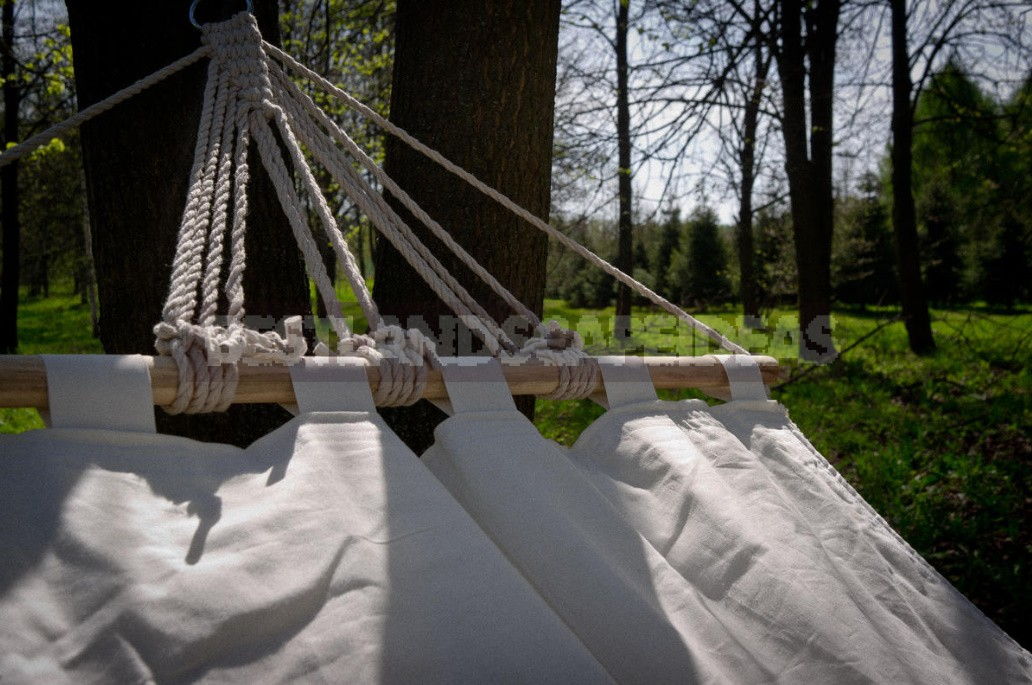 Hammock with your own hands