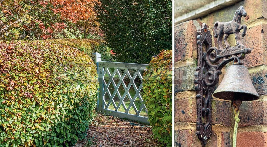 Gates And Wickets: Elegant Design Options For The Entrance To The Site