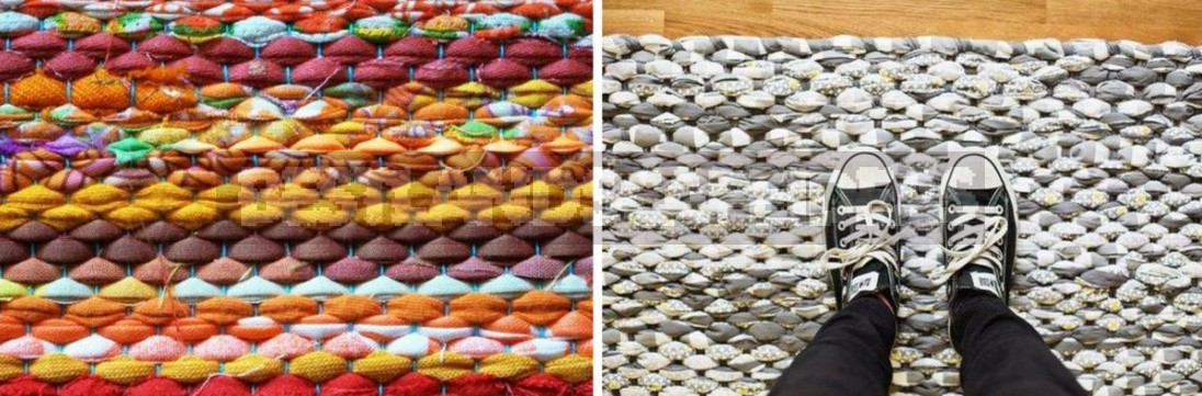 Rugs From Old Things: Cozy Ideas For Beginners And Experienced Craftswomen