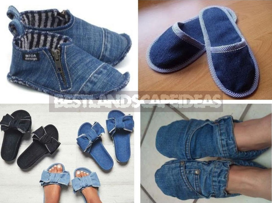 What To Sew From Old Jeans: Ideas For Needlewomen, Things With Their Own Hands (Part 2)