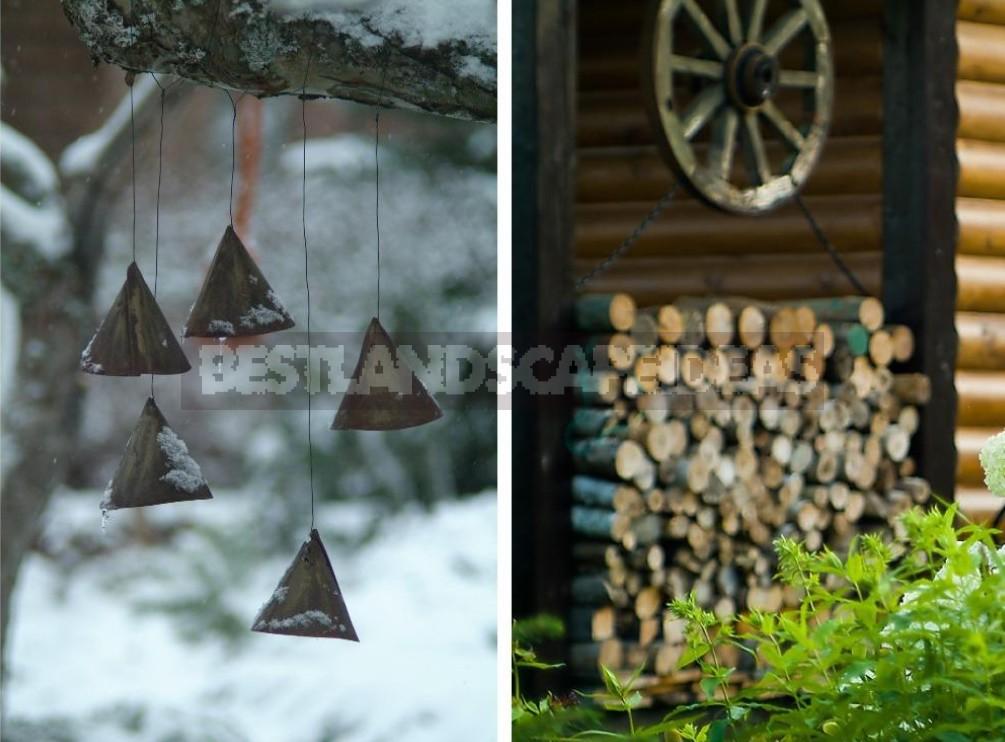 Rustic Garden Decorations
