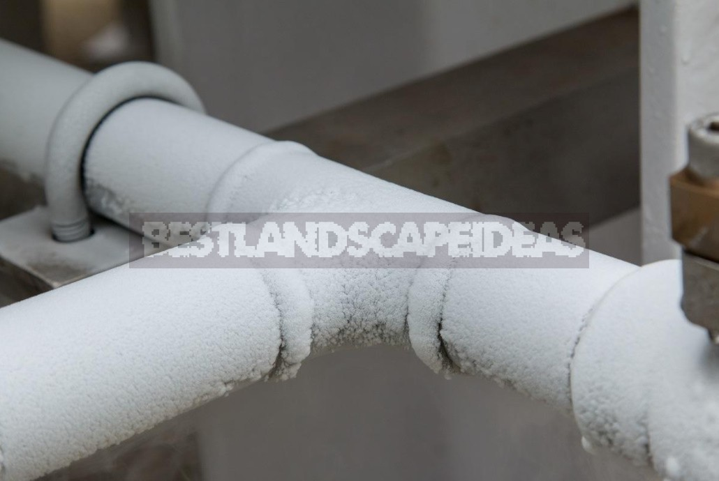 How To Defrost The Sewer And Septic Tank