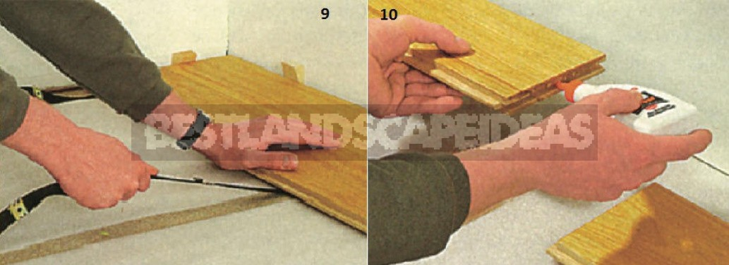 Three Ways To Lay a Floating Wooden Floor