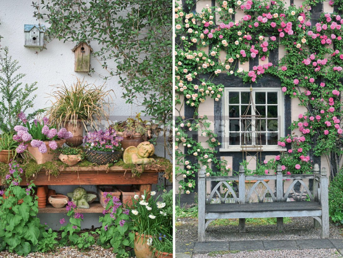 15 Cottage Garden Design Ideas. Creating a Blooming Plot, Like The English