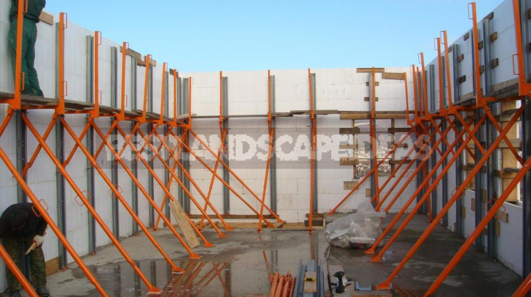 How To Build a House From Non-Removable Formwork