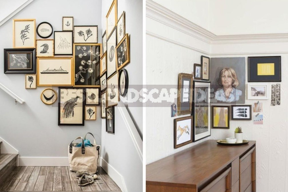 How To Hang Beautiful Frames On The Wall