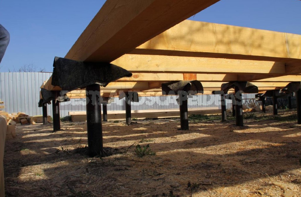 Screw Piles For Foundation: Application And Characteristics