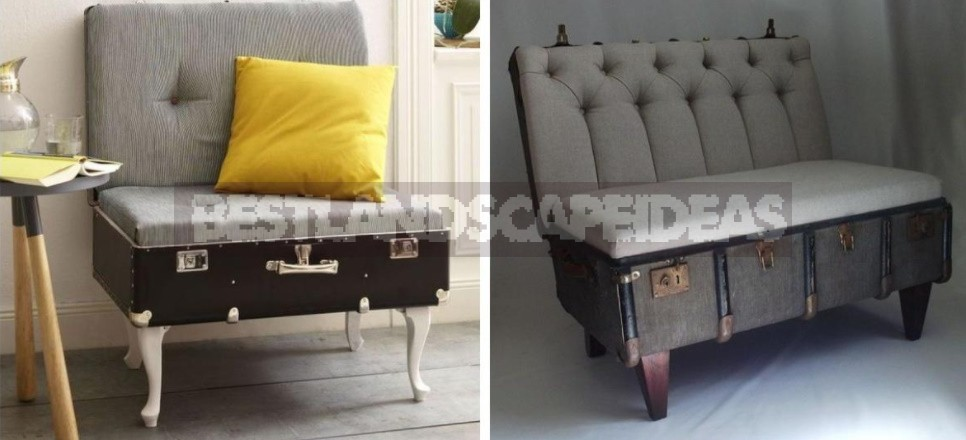 Suitcase Makeover: Practical And Cute Ideas