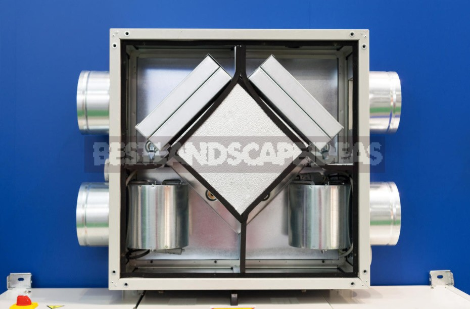 Air Heating System For Private Homes