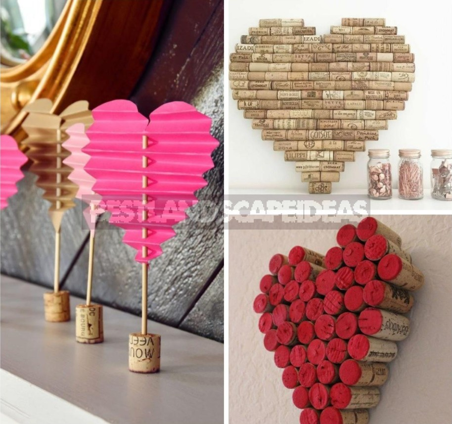 Gifts And Decor For Valentine's Day With Your Own Hands